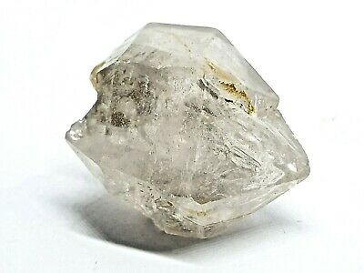 Raw Rough Herkimer Diamond Inclusions as Pictured Washed Only - 17.4 gram Sphq16