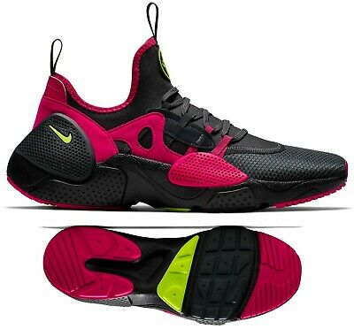 New NIKE Air Huarache EDGE Shoes Mens black pink dark all sizes