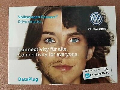 VW DataPlug Connectivity / We ConnectFleet
