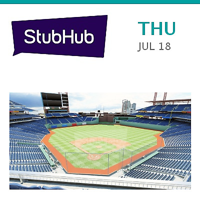 Los Angeles Dodgers at Philadelphia Phillies Tickets (MLB Netw... - Philadelphia
