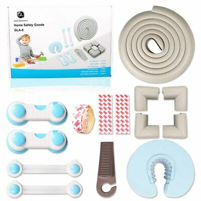 Baby Proofing Kit,Cabinet Locks,Safety Locks for Kids,Flexible Strap,Safety Lo..