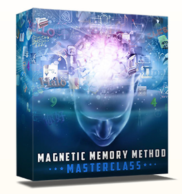 ⚡️ ⚡️ Anthony Metivier – The Magnetic Memory Masterclass🔥🔥