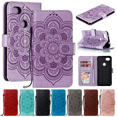 For Google Pixel 3a / 3a XL Phone Case Magnetic Flip Leather Wallet Stand Cover