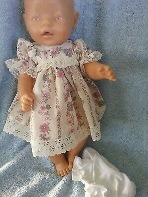 """Handmade Clothes For 17""""Zaph Baby Born and Interactive Sister"""
