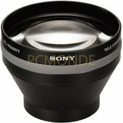 Sony VCL-HG2037Y HG Tele Conversion Lens x2.0 for 37mm High Performance Lens (pp