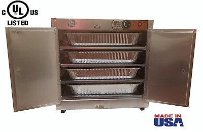 HeatMax 251524 660W Catering Portable Aluminium Food Warmer