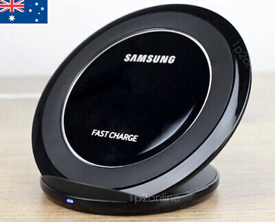 Genuine Samsung Galaxy S10/Plus S9 S8 S7 S6 Fast Wireless Charger Charging Pad