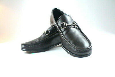 c120972d2 GUCCI HORSEBIT LOAFER made in Italy UK7.5/US8.5/41.5 Men's Shoes ...