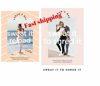 Sarha's Day_Sweat It Reload And Sweat It to Shred It_Fast Delivery[E-B 0 0K]