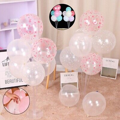 Birthday Party Wedding Plastic Balloon Accessory Base Table Support Decor