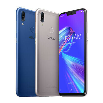 "ASUS ZenFone Max M2 (ZB633KL) 3GB / 32GB 6.3"" Factory Unlocked Dual SIM By USPS"