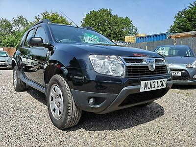 2013 Dacia Duster 1.5dCi 110 ( 107bhp ) Ambiance , please watch the video !!