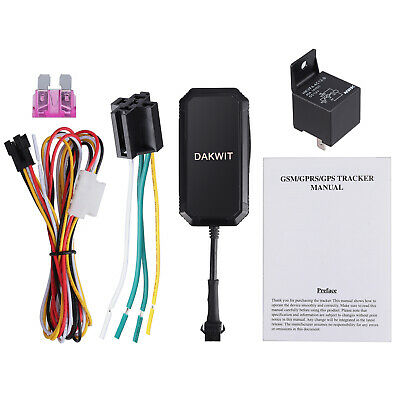 3G GPS CAR Tracker LK210-3G Realtime Tracking Device with