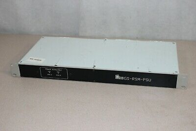 Ex-BBC Glensound Rack Mount GS-RSM-PSU (1631_22B)