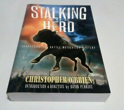 Stalking the Herd by Christopher O'brien (English) Paperback Book