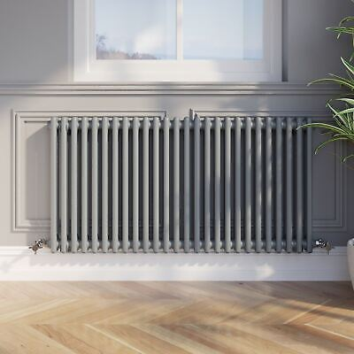Freestanding Bath 1700mm Built-In Waste & Overflow White Acrylic Double Ended
