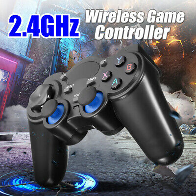 2.4G Wireless Game Controller Game pad Joystick for Android TV Box Tablets PC