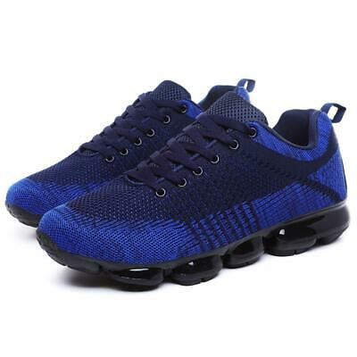 Mens New Ultra Max Vapor Air Shock Absorb Sole Sport Running Gym Trainers