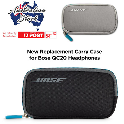New Replacement Carry Case for Bose QC20 / QC20i Noise Cancelling Headphones