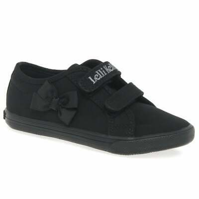Lelli Kelly LIlly LK 8199 Pumps in Black Canvas  ( with free pump bag)
