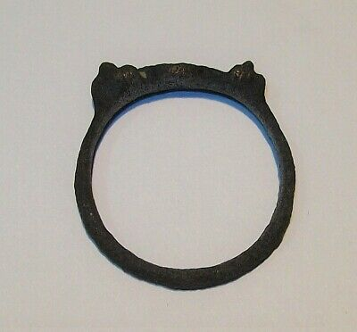 Ancient Greek Original Rare Authentic Ring 323 BC Hellenistic GREECE 22mm across