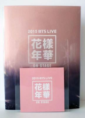 BTS 2015 HYYH LIVE In the Mood of Love ON STAGE DVD Jungkook Photo Card RARE