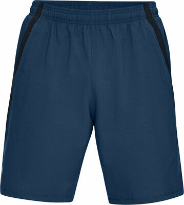 Under Armour Mens Launch SW 9 Inch HeatGear Running Shorts with Mesh Inner Brief