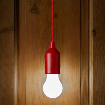 Battery-Powered Portable Light Eureka zone LED Wobble NightLight