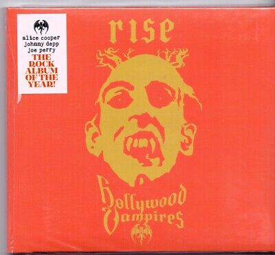 HOLLYWOOD VAMPIRES Rise (CD Album )