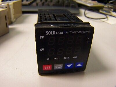 Automation Direct Sl4848-Rr Temperature Controller 100-240Vac