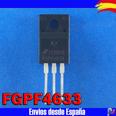 1X FGPF4633 330v Pdp semi-conductor IGBT To-220