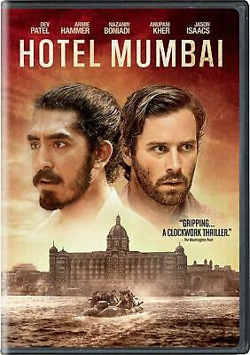 HOTEL MUMBAI 2019 DVD. Sealed with free delivery.