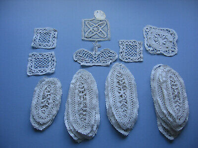 46 Antique Lace Motifs