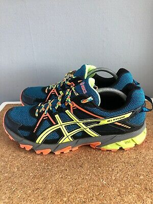 bas prix 75d14 d3957 MEN'S ASICS GEL-KANAKU Running Trainers Size UK10 EU45 ••Bargain••