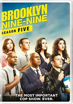 NEW Brooklyn Nine-Nine: Season Five (Bilingual) --FAST 2-3 DAY SHIP CANADA ONLY!