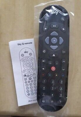 Genuine Sky Q-Remote Control Infrared Tv Uk Seller Brand New Free Postage