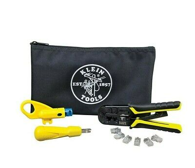 Klein Tools Data Cable Installation Complete Kit (VDV026-212)