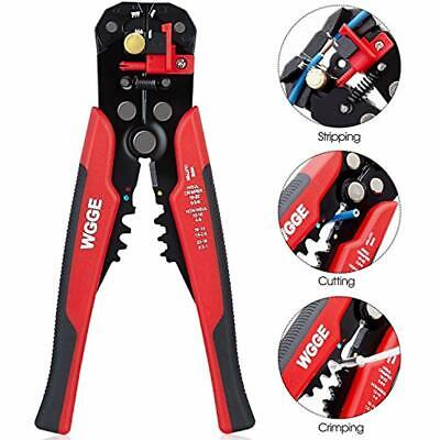 WG-014 Self-Adjusting Insulation Wire Stripper. Stripping Wire From AWG 10-24,