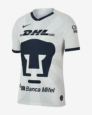 timeless design 2f084 79706 NIKE PUMAS UNAM Official 2019 2020 Home Soccer Football Jersey