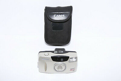 Canon Sure Shot 76 Zoom 35mm Point and Shoot Camera - Tested & Working