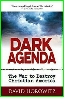 DARK AGENDA by David Horowitz 2019 (EBooks-PDF)