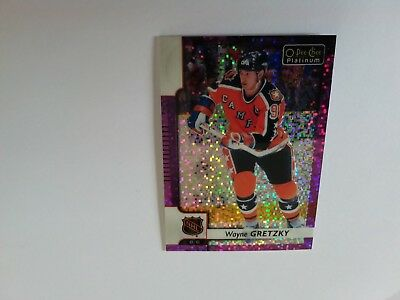 2017 2018 O Pee Chee Platinum Parallel Violet,Red,Blue,Gold And Orange