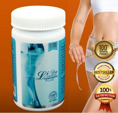 2019 New Lida Plus Slimming Capsule Natural Herbal Strong Quick Fast Weight Loss