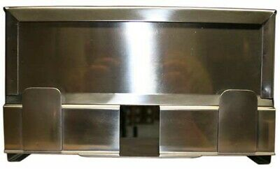 Bar Straw Dispenser Stainless Steel