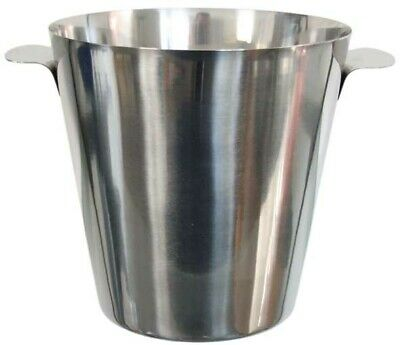 Bar Wine Champagne Bucket Stainless Steel 4L