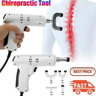 Chiropractic Adjusting Tools Correction Gun Spine Therapy  Massager 300N