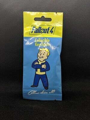 FALLOUT 4 Collectible Vault Boy Key chain x1 Random