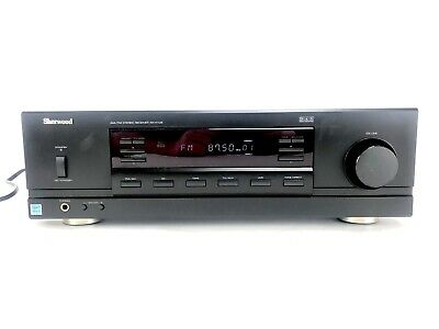 Sherwood RX 4105 2 Channel 100 Watt Receiver - TESTED Excellent Condition