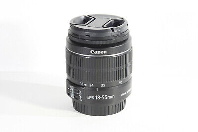 Canon EF-S 18-55mm f/3.5-5.6 IS II Lens - Excellent Condition!