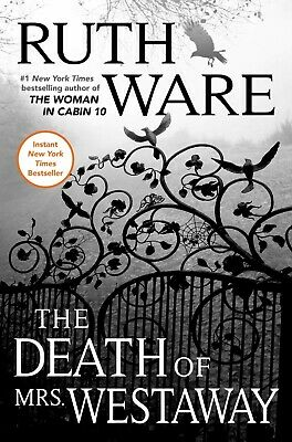 The Death of Mrs. Westaway by Ruth Ware (PDF,Epub,Kindle)